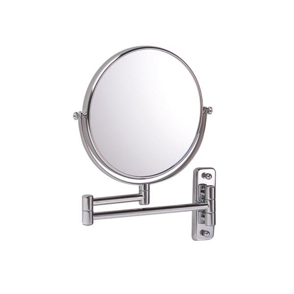 Reversible 10 x Magnifying Bathroom Wall Mirror 055725