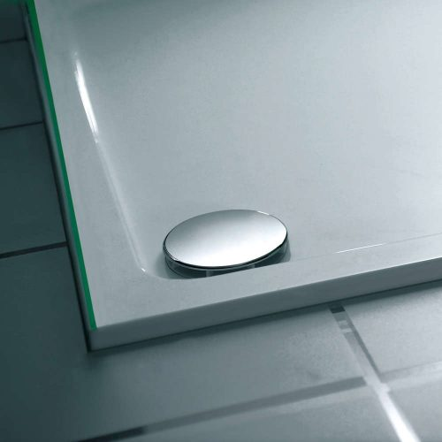 Roman rectangular 900 x 760mm shower tray RLT79