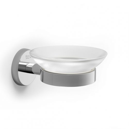 Roca Twin Chrome Soap Dish 120.TWSH