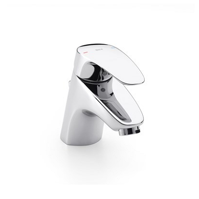 Roca Monodin-N Mono Basin Mixer Without Waste 120.MOMBM-0