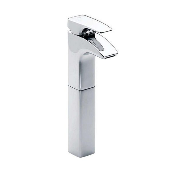 Roca Thesis Tall Basin Mixer With Waste 120.XXTTBM-0