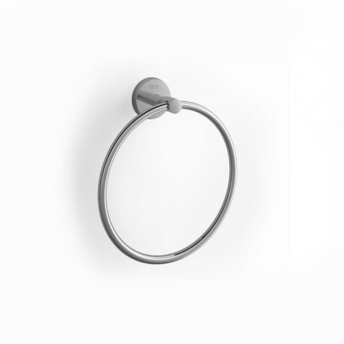 Roca Twin Chrome Towel Ring 120.TWTRI