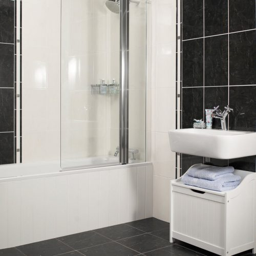 Roman Embrace 6mm Extended Long Bath Screen EBC13S