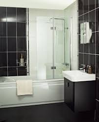 Roman Embrace Inward and Outward Folding Bath Screen EBV13S