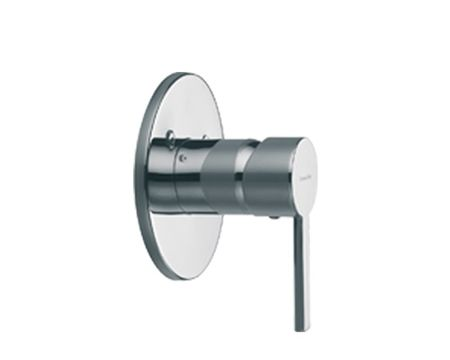 Drako Concealed Manual Shower Mixer 3318.S