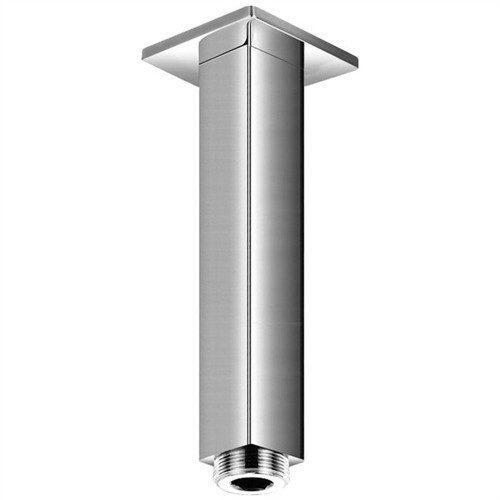 Saneux Short Square 158mm Shower Ceiling Arm