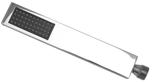 Saneux SHOWER Plastic square pencil handset S1041