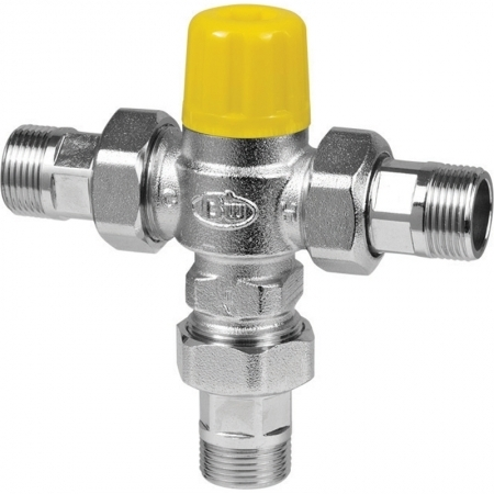 Saneux thermo balancing valve for bidet douches