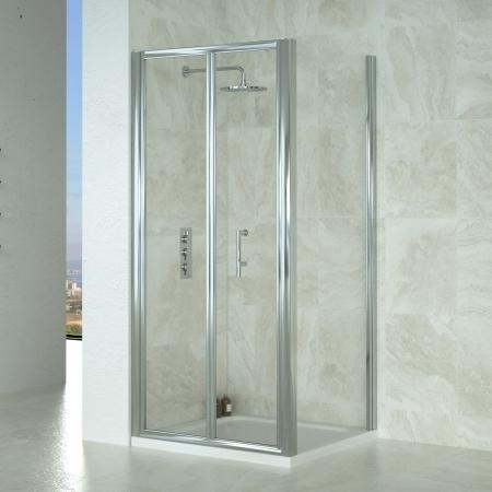 Saneux Wosh 100cm Bi-Fold Shower Door S2220