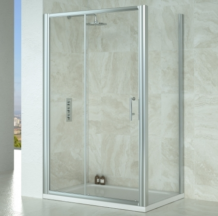 Saneux Wosh 110cm Slider Enclosure S2296