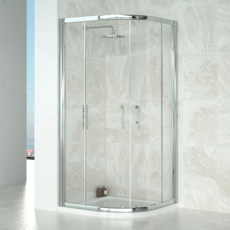 Saneux Wosh 900mm Shower Quadrant S2350