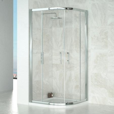 Saneux Wosh 1000mm Shower Quadrant S2410