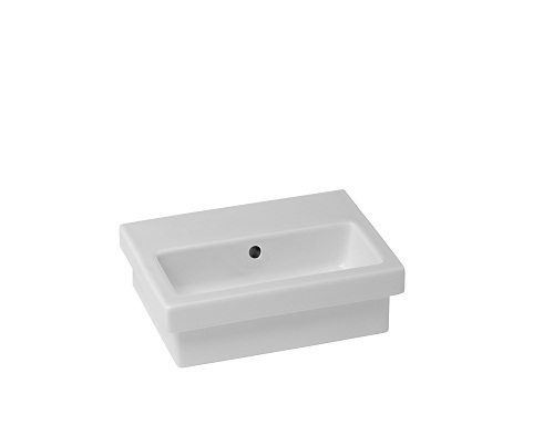 Saneux Poppy 40x30cm washbasin 1 T/H POP4030