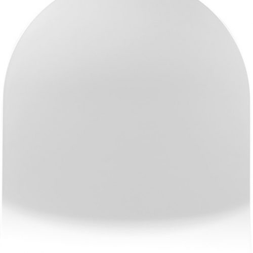 Crosswater Svelte White Soft Close Toilet Seat ONLY SE6105W