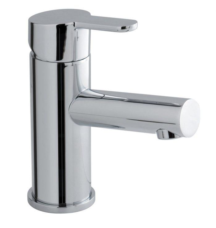Vado mono basin mixer single lever no waste SEN-100/SB-C/P