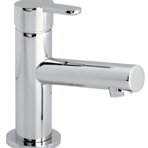 Vado sense mono basin mixer without waste SEN-100M/SB-C/P