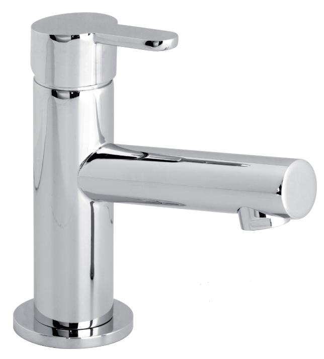 Vado sense mono basin mixer without waste SEN-100M/SB-C/P
