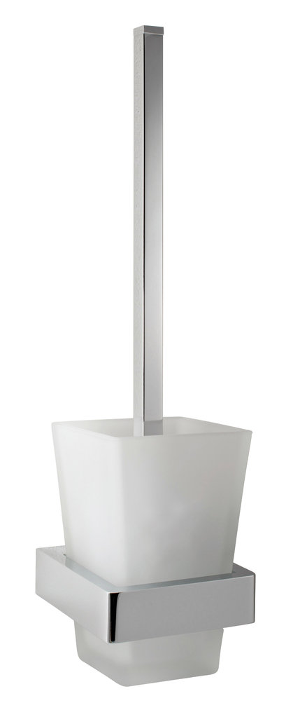 Vado Shama toilet brush and holder wall mounted SHA-188-C/P