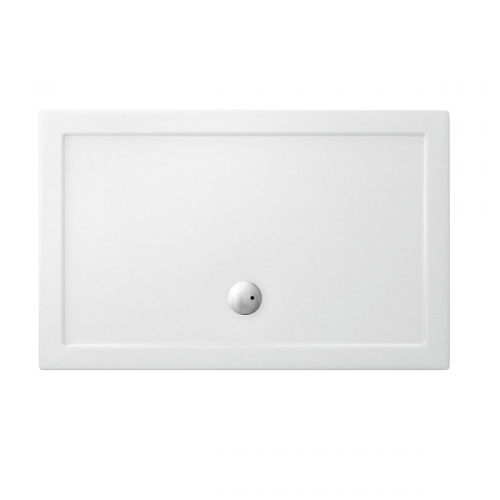 Simpsons Walk in 800 x 1700mm Acrylic 35mm Shower Tray-15669