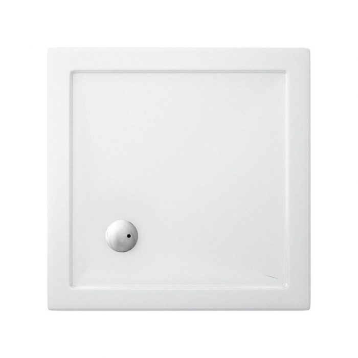 Simpsons Square Low Profile Shower Tray 760mm ST000S760-0