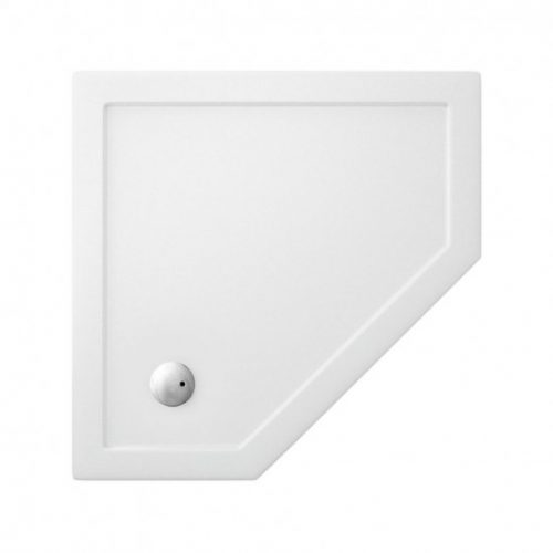 Simpsons Pentangle Shower Tray 900mm ST000P900-0