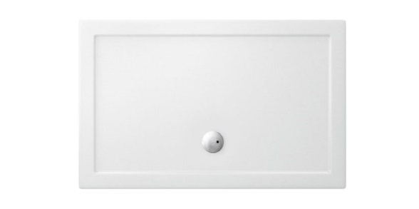 Simpsons Rectangular 35mm Acrylic Shower Tray 1000 x 1700mm ST0R101700-0