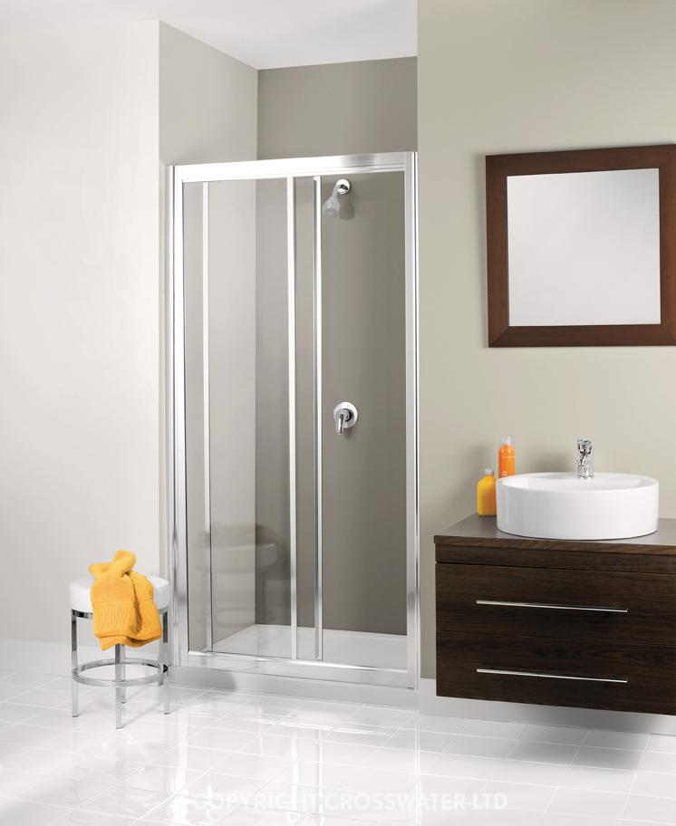 Simpsons Supreme Big Slider Shower Door 1400 7345