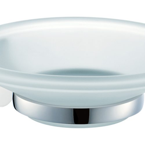 Spare glass soap dish ONLY for a Vado Soho SOH-182-C/P