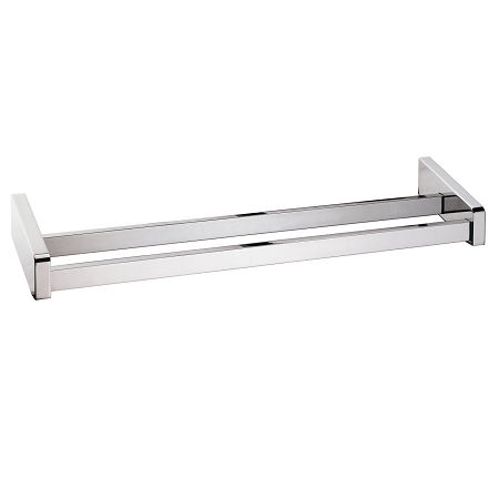 Sonia S3 Double Towel Bar 63cm in chrome 124817-0