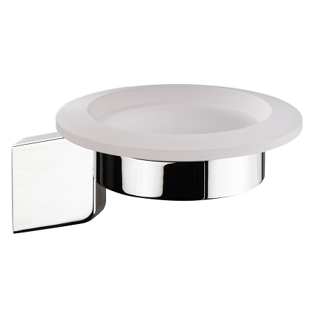 Sonia S3 Soap Dish in chrome 124701-0