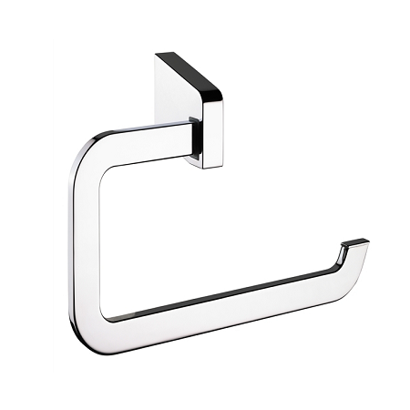 Sonia S3 Towel Ring in chrome 126927-0