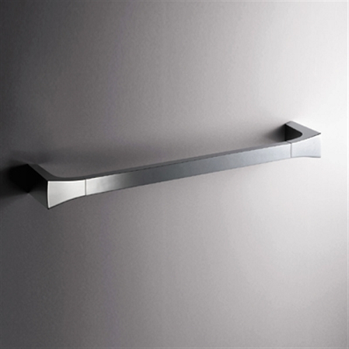 Sonia S7 Towel Rail 48cm wide in Chrome 131495-0