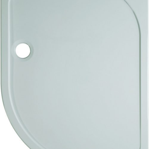 Simpsons 1000mm x 800mm Offset Quad Right Hand Shower Tray
