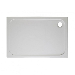 Simpsons 1500mm x 800mm x 45mm Stone Resin Shower Tray