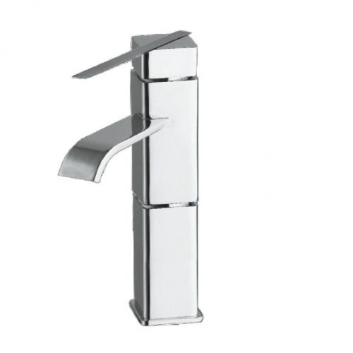 Just Taps Plus High Neck Basin Mixer Without PUW ST18009
