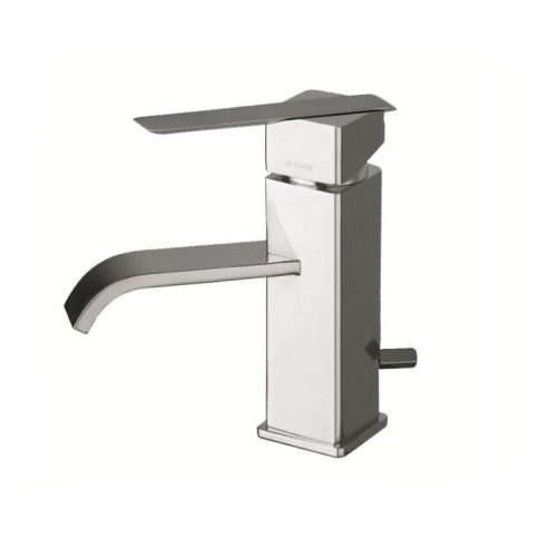 Just Taps Plus Single Lever Basin Mixer and PUW ST18051