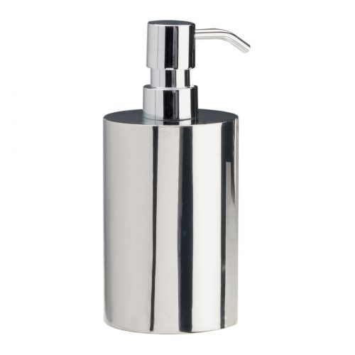 Urban Steel Freestanding Soap Dispenser In Chrome ST21DP