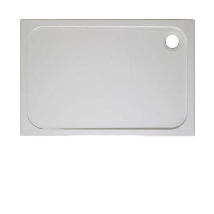 Simpsons Stone Resin 1600 x 900 x 45mm Shower Tray-0
