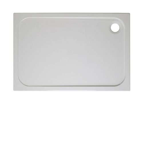 Crosswater Stone Resin 1600 x 800 x 45mm Shower Tray-0