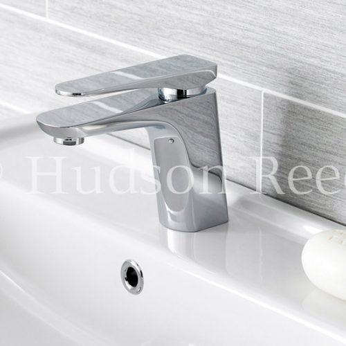 Hudson Reed Chrome Aspire Mono Basin Mixer TAS305