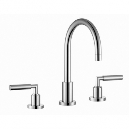 Saneux TEMPUS 3-hole basin mixer with TE420