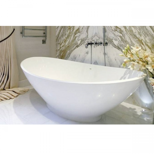 BC Designs Thinn Kurv 1890mm x 900mm Contempory Bath-0