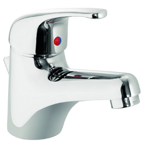 Just Taps Plus Topmix S/Lever Basin Mix And Waste TM108