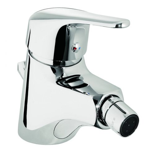 Just Taps Plus Topmix S/Lever Bidet Mixer And PUW TM110