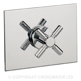 Crosswater Totti Shut-Off Valve TO0001RC
