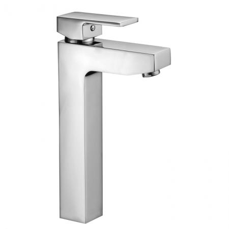 Saneux Tooga Very Tall Square Look Basin Tap TO004