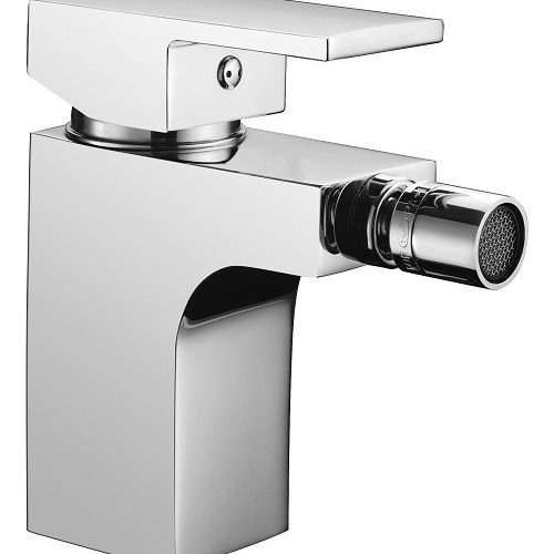 Saneux Tooga Modern Square Style Bidet Mixer Tap TO006