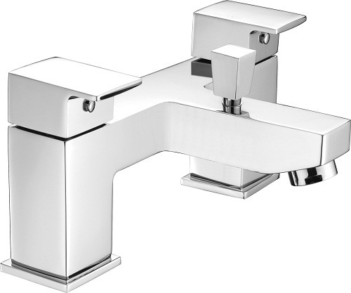 Saneux Tooga Low Pressure Square Bath Shower Mixer TO015