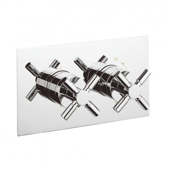 Crosswater Totti Landscape Thermo Shower Valve TO1501RC