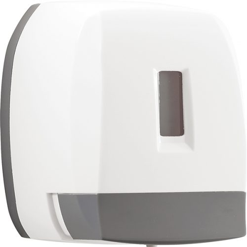 Touch Wall Mounted Bathroom Soap Dispenser White 2088-02